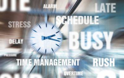 Bien gérer son temps quand on est dirigeant: 5 techniques qui fonctionnent!
